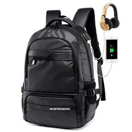 $enCountryForm.capitalKeyWord Australia - 2019 NEW Multifunctional Laptop Backpack sleeve case bag Waterproof USB Charge Port Schoolbag Hiking Travel bag