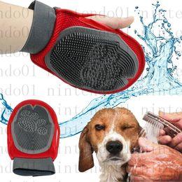 $enCountryForm.capitalKeyWord Australia - Pet Brush Glove Cat Hair Brush Grooming Fur Rubber Removal Mitt Dog Puppy Washing Cheaning Bath Brush Comb Dog Massage Shower