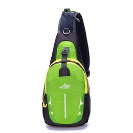 $enCountryForm.capitalKeyWord UK - New Men Women Chest Bags Waterproof Casual Pouch Handbag Nylon Polyester Shoulder Crossbody Bag Top Quality Durable