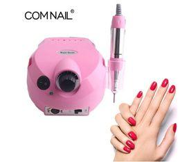 Basic nail online shopping - 35000RPM Nail Drill Set with Basic Drill Bits Nail Art Equipment Master Polishing Accessory Pedicure Bit
