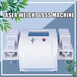 $enCountryForm.capitalKeyWord Australia - Salon Use Laser Lipo Fat Burning Machine Body Slimming Contouring Liposuction Laser Lipolysis Tummy Tuck Body Slimming Machine