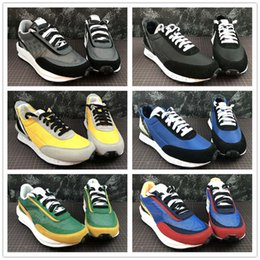 $enCountryForm.capitalKeyWord Australia - Hot Sall UNDER COVER X Waffle Racer Fashion Running Shoes Net Surface Breathable Racing Shoes For Mens Outdoor