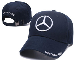hot Sale Mercedes Benz cap bone gorras Snapback Hat F1 Champion Racing Sports AMG Automobile Trucker Men Adjustable Golf Cap Sun Hat 06 on Sale