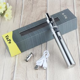 Discount electronic cigarettes box mod - eCig Mechanical Box Mod TVR 30 Atlantis Tank Sub .5ohm Vaporizer Atomizer USB Passthrough 2200 mAh Vape Batteries Electr