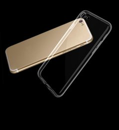 $enCountryForm.capitalKeyWord Australia - Ultra-Thin TPU Case For iPhone 7 7Plus Full Clear Transparent Silicone Soft Cover
