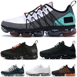 296c6c440c 2019 Nike vapormax Run Utility Hombre mujer Zapatillas air max 13 nuevos  colores Blanco Negro Reflect Silver diseñadores Calzado Zapatillas  deportivas ...