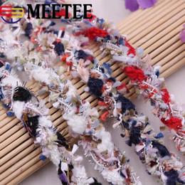 Carpet Bags Australia - 20Meters 15mm Jacquard Webbing DIY Sewing Lace Ribbon Carpet Bag Decorative Trimmings