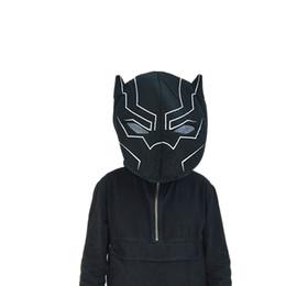 $enCountryForm.capitalKeyWord UK - Black Color Hero Batman Head Masks Fashion Design Animal Head Masks Factory Directly Sale Mascot Masks