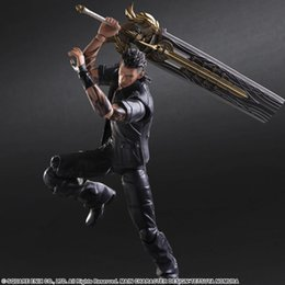 hands art play Canada - FF15 Final Fantasy 15 Play Arts Change PA to Glady Olas Super-hands-on