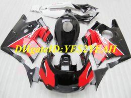 Honda F2 1991 Australia - Motorcycle Fairing kit for Honda CBR600F2 91 92 93 94 CBR600 F2 1991 1992 1994 ABS Hot Red black Fairings set+Gifts HG12