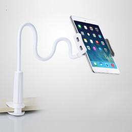 venda por atacado Desktop Phone flexível Tablet Stand titular para iPad Mini Air Samsung Para Iphone 3,5-9,7 polegadas preguiçoso Bed Tablet PC Stands Monte