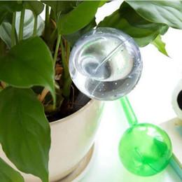 $enCountryForm.capitalKeyWord Australia - 3Pcs Easy Indoor Automatic Ball Shape Drip Watering System Houseplant Plant Waterer