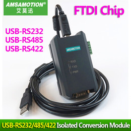 rs232 usb module Canada - Industrial Grade USB-RS485 USB-RS422 USB-RS232 FTDI Chip Isolated Conversion Module USB TO RS232 422 485 Magnetic Isolation