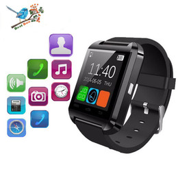 $enCountryForm.capitalKeyWord Australia - U8 Smart Watch Wrist Watches Bluetooth Smartwatch Anti-lost 1.5 inch for iPhone Samsung Cell Phones Andriod and IOS system