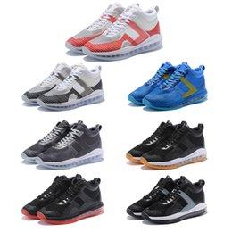 wholesale dealer c3cef 4c3b4 New Veröffentlicht Icon x John Elliott Basketball-Schuhe Sport Designer  Sneakers