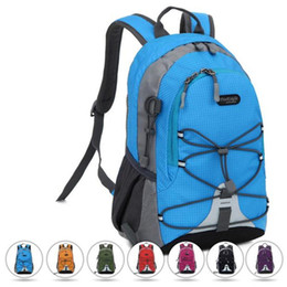 Wholesale 2019 Outdoor Hiking Capming Tenting Waterproof Shoulder Bag Backpack Mini Ultralight Cycling Big Size Backpack