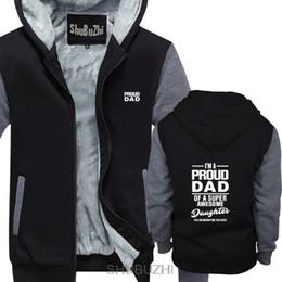 $enCountryForm.capitalKeyWord NZ - Father's Day gift warm coat Proud Dad Super Awesome Daughter hoodie Daddy King Men jacket winter warm jacket sbz4170