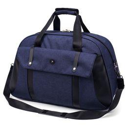 0928ff8e40 Waterproof Nylon Portable Crossbody HandBag Female Travel Luggage Duffel Bag  Man Fitness Outdoor Sport Shoulder Gym Bag