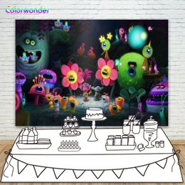 $enCountryForm.capitalKeyWord Australia - Princess Theme Photo Background Princess Bobby with Bran 7x5ft Colorful Flowers with Face Fairy Tale World Backdrop for Birthday