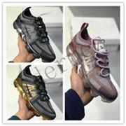 $enCountryForm.capitalKeyWord Australia - Best quality designer sports shoes men's and women's black shiny light blue metal silver metal gold largest purple red sneakers 36-45