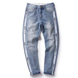 $enCountryForm.capitalKeyWord Australia - New Brand Mens Jeans Quality 2018 New Arrival Jeans Men Fashion Slim Fit Denim Pants Men Trousers Large Big Size 30-42 44 46 48
