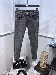 """$enCountryForm.capitalKeyWord NZ - 2019""""SS SUMMER FRENCH SOLID CLASSIC STYLE DESEL JEANS SLIM FIT MOTORCYCLE BIKER DENIM MEN'S FASHION DESIGNER JEANS TOP QUALITY SIZE 29-40"""