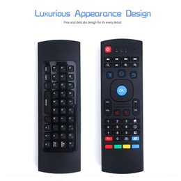 $enCountryForm.capitalKeyWord Australia - Universal Wireless Qwerty Keyboard for Smart TV Android TV box MXQ MX3 M8S+T8 QBox 2.4GHz Remote Control Fly Air Mouse