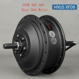 $enCountryForm.capitalKeyWord Australia - 36V 48V 350W High Speed Brushless Gear Hub Motor E-bike Motor For 20inch - 28inch 700C Bicycle Rear Wheel Drive MXUS XF08