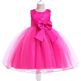 $enCountryForm.capitalKeyWord UK - Girls Dress For girls Wedding and Party Infanty Summer Dress 1 2 3 4 5 6 years Baby Dresses cute TUTU Girls formal Baby