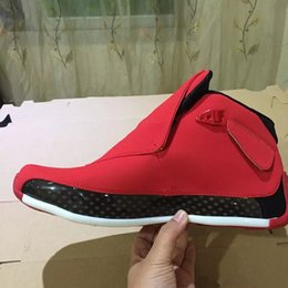 men basketball shoes toro red 2019 - WIth Box New 18 XVIII Toro Gym red black men basketball shoes sports 18s sneakers trainers outdoor high quality size 8-1
