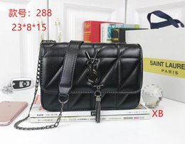$enCountryForm.capitalKeyWord UK - Women's Shoulder Bag Chain Strap Flap Designer Handbags Clutch Bag Ladies Messenger Bags New Fashion Ladies Handbags Wallets Dorp Ships J019