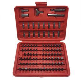 $enCountryForm.capitalKeyWord Australia - 33-Piece Security Bit Set with Magnetic Extension Bit Holder Security Screw Hex Head Set Hollow Tips Screw Special Head