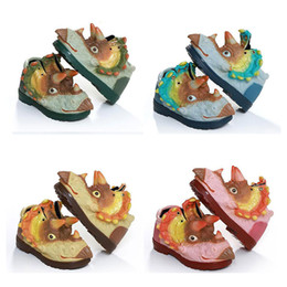 kids winter shoe size 25 Canada - Creative 3d dinosaur shoes kids shoes baby girls boys Medium children's sports Keep warm Soft comfortable size 25-30 Style 4