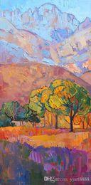 $enCountryForm.capitalKeyWord Australia - Artwork-sierras-triptych- Unframed Modern Canvas Wall Art for Home and Office Decoration,Oil Painting ,Animal painatings ,frame.