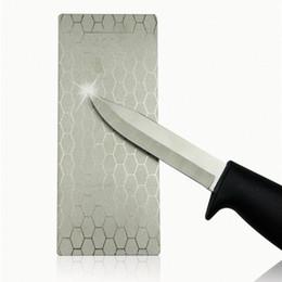 2Pcs Sharp Sharpening Stone 400 1000 Whetstone Kitchen Knife Sharpener Waterstone on Sale