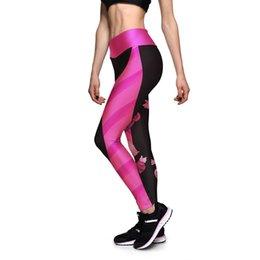 da6747c3660a7 Halloween Women Leggings High Waist Silm Fitness Leggins Alice In Wonderland  Smile Cat Digital Print Pants