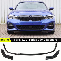 $enCountryForm.capitalKeyWord Australia - MP Style PP 1:1 Bumper Front lip Side skirts Rear Diffuser Spoiler Body Appearance decoration For BMW 3 Series G20 G28 325i