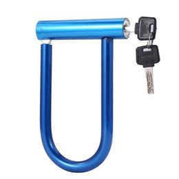 China Type 28 Universal Cycling Safety Bike U Lock Steel MTB Road Bike Cable Anti-theft Heavy Duty Lock Bicycle Accessories #364723 supplier bicycle u locks suppliers