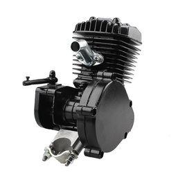 Vente en gros 80cc 2 temps motorisé Cycle vélo corps noir moteur Kit moteur