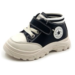 $enCountryForm.capitalKeyWord Australia - Baby First Walking Shoes Designer Kids Sport Shoes Newborn Boys Girls Running Trainers Youth Child Athletic Basketball Sneakers Size 15-19