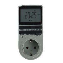 $enCountryForm.capitalKeyWord UK - HIPERDEAL Digital TIMER-Plug Programable Switch LCD Display 24h 7 Day Week 4.16