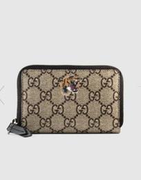 $enCountryForm.capitalKeyWord Australia - print Tiger 451276 zip card MEN WALLET CHAIN WALLETS PURSE Shoulder Bags Crossbody Bag Belt Bags Mini Bags Clutches Exotics