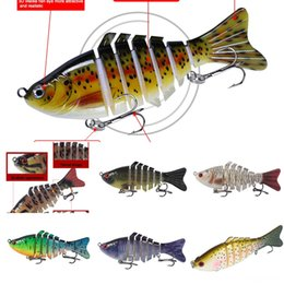 jig tails Canada - XhgsM Outdoor fishing double-tailed softworm bait * 15.5g long artificial fake 10cm luya bait fishing