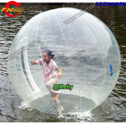 Inflatable Pool Water Walking Balls Australia - 2pcs per lot inflatable water walking ball for swimming pool commercial pvc water rolling balls for human