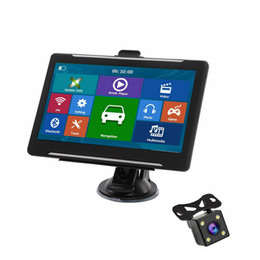 "$enCountryForm.capitalKeyWord NZ - KMDRIVE 7"" Inch Capacitive Touch Car Navigators GPS Navigation Sat Nav 256 8GB Bluetooth AV-IN Rearview Camera Free Maps"