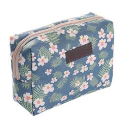 00267a3d6f19 Girls Zipper Cosmetic Bags Fashion Retro Travel Makeup Bag Organizer Make Up  Case Storage Pouch Toiletry Beauty Kit Box Wash