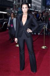 $enCountryForm.capitalKeyWord Australia - 2 piece set women black blazer set ladies pant suits female business suit office uniform style female trouser suits custom