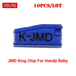 4d keys NZ - 10pcs Best Quality 100% Original JMD King Chip for CBAY Handy Baby Key Copier to Clone 46 4C 4D G Chip Free Shipping