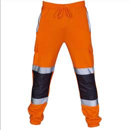 16f57ba67ea42f 2019 Hip Hop Dance Fluorescent Reflective Pants Men Trousers Tracksuit Casual  Harajuku Night Sporting Jogger Sweatpants Pants