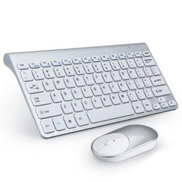 Discount mini wireless set - Set Office Stylish For Mouse You USB Keyboard Computer Mini design Need distinctive Home with Wireless look PC Anywhere